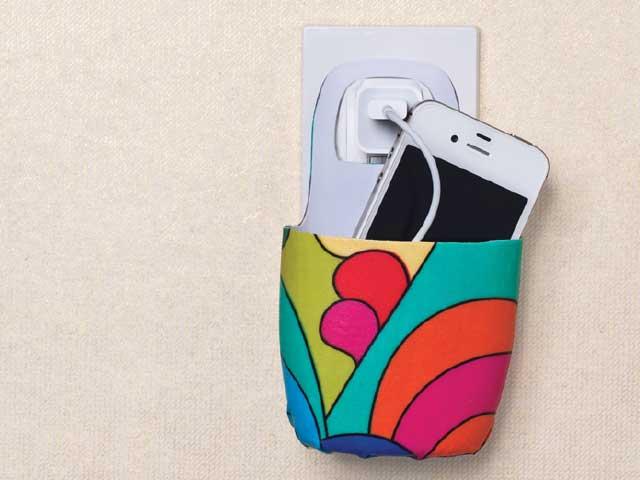 Porta iphone fai da te love diy for Porta capsule fai da te