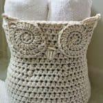 Porta Asciugamani Crochet