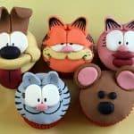 Cartoni Cupcakes