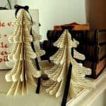 Alberelli di carta per Natale